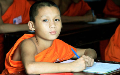 003 A moment at school Thailand