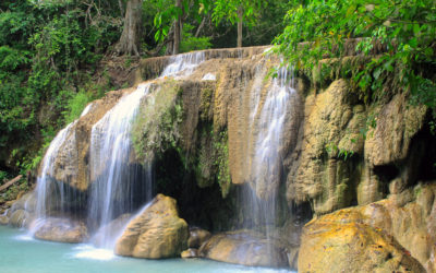 004 Thai waterfall