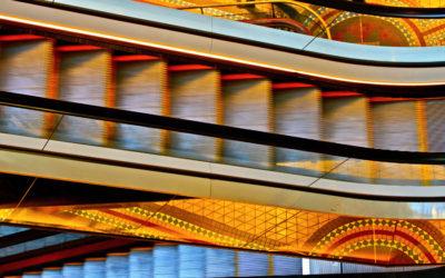 007 Old world elevator