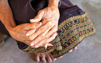 009 Working hands Laos