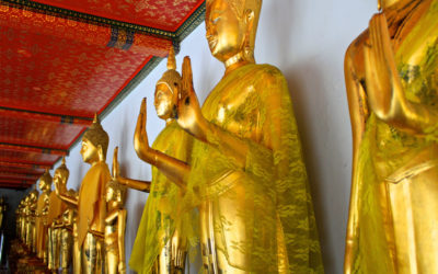 010 Corridor of gold, Thailand