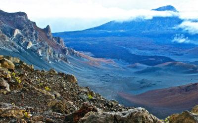 016 Volcanic crator