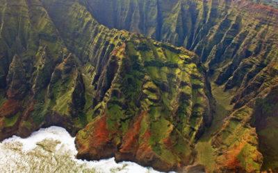 019 Hawaiis NaPali coast