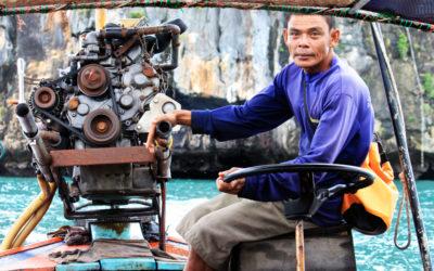 024 Thai boatman