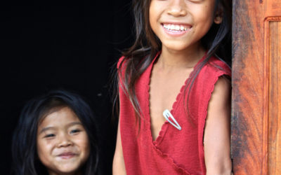 002 Smiles in Laos