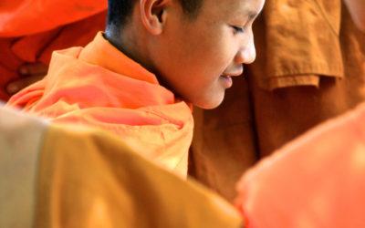 029 Portrait of a monk