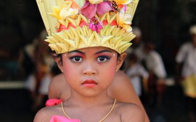003 A ceremonial first Bali