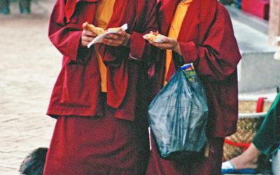 005 Nepalese monks
