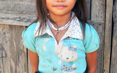 006 Village belle Laos