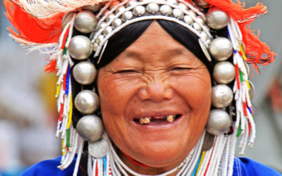 017 A Thai smile