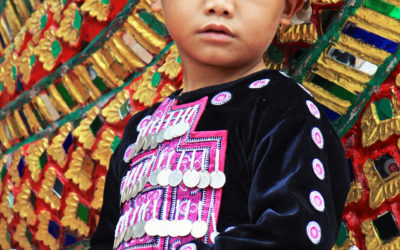 022 Tribal finery