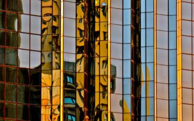 005 City reflection