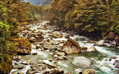 006 Glacial river NZ