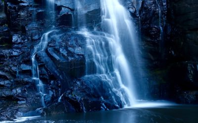 017 Otway waterfall